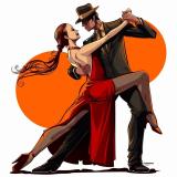 dança de salão iniciante
