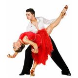 danças de salão iniciante Vila Mariana