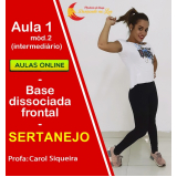 onde encontrar aulas de dança sertaneja online Vila do Bosque