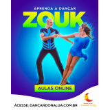 onde encontrar curso online de dança Zona Sul
