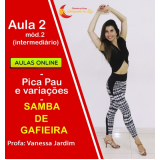 onde encontro aula de samba de gafieira Alagoas