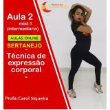 onde encontro aulas de dança sertaneja online Zona Sul