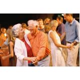 onde encontro dança de salão idoso Ana Rosa