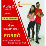 onde tem dança forró online Piauí
