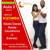 onde tem dança kizomba online Água Funda