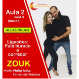 onde tem dança zouk online Santa Catarina