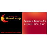 qual o preço zouk aula de dança Rondônia
