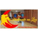 quanto custa aula de dança de salão samba de gafieira Vila Guarani