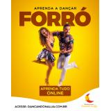 quanto custa aula de dança forró avançado Minas Gerais