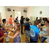 quanto custa aula particular de dança Bosque da Saúde