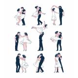 quanto custa coreografia de valsa para casamento Mato Grosso