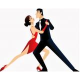 quanto custa dança de salão iniciante Sacomã