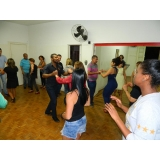 valor de aula online de samba rock Pará